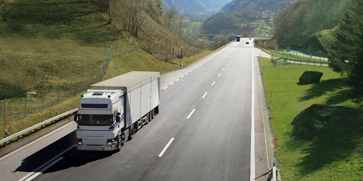 Trasporto sostenibile con l'ambiente